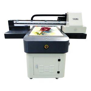 Лучшая цена 6090 формат уф-планшетный принтер a2 цифровой телефон случае принтер