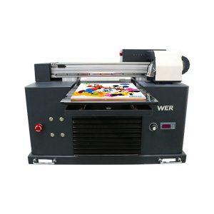 Технические характеристики Использование: Тип карты принтера: планшетный принтер Состояние: новые размеры (Д * Ш * В): 65 * 47 * 43 СМ Вес: 62 кг Автоматическая комплектация: Автоматическое напряжение: AC220 / 110 В Гарантия: 1 год Размер печати: 16,5 x 30 СМ , Размер А4 Тип чернил: Светодиодные УФ-краски Название продукта: Маленький принтер Размер A4 Цифровая печатная машина УФ-планшетный принтер Чернила: LED УФ-чернила Высота печати: 0-50 мм Система чернил: СНПЧ Система Цвета чернил: CMYKWW Количество сопел: 90 * 6 = Программное обеспечение 540 Print: WINDOWS SYSTEM EXCEPT WIN 8 Voltage :: AC220 / 110V Полная мощность: 30 Вт