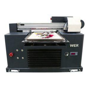 планшетный принтер высокого качества и низкой цены эко-растворителя дешевой / цифровой планшетный принтер футболки