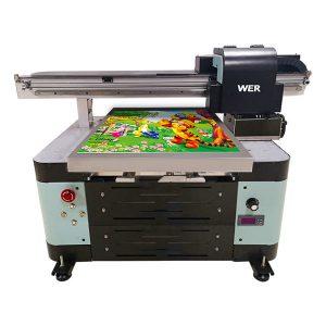 12 цветов струйный a2 автоматический tx6090 уф-принтер планшетный принтер