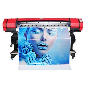 широкоформатный 6 цветов флексографская наклейка растворителя струйный принтер
