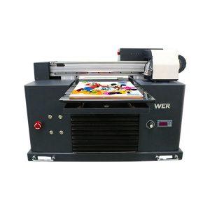 небольшой ультрафиолетовый планшетный принтер