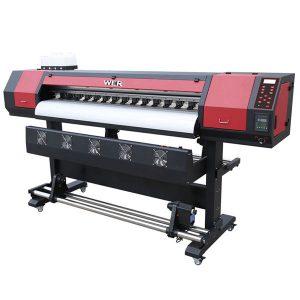 большой формат 1.8 м винил dx5 печатающая головка эко сольвентный принтер