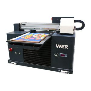 Ультрафиолетовый принтер A3, усовершенствованный планшетный принтер небольшого размера