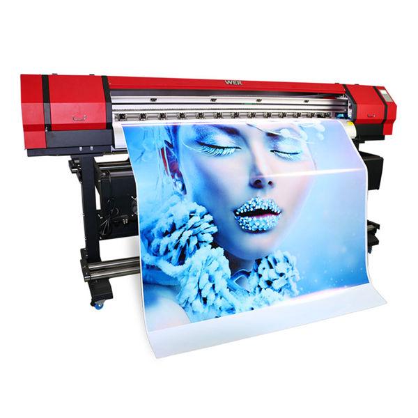 1.6 м открытый крытый эко-растворитель маленький пвх виниловый принтер