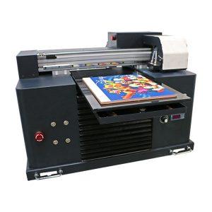 Струйная печатная машина привела планшетный ультрафиолетовый принтер для размера a3 a4