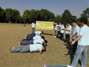 Мероприятия в парке Гуцунь, осень 2014 4