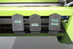 Образец печати с обрезкой черной обоймы от WER-EP6090UV