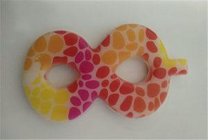 Образец свечи 3 от ультрафиолетового принтера формата А2