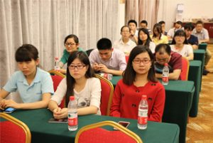 Групповая встреча в Wanxuan Garden Hotel, 2015 2