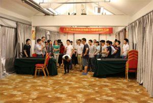 Мероприятия по расширению в помещении, 2015 5