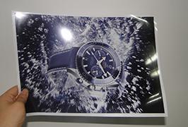 Лампа напечатана на 3,2 м (10 футов) эко-сольвентном принтере WER-ES3202 2