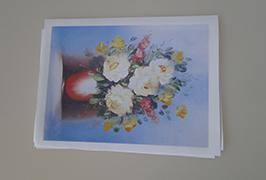 Масло Canvas с печатью на эко-растворителе 2,5 м (8 футов) WER-ES2502