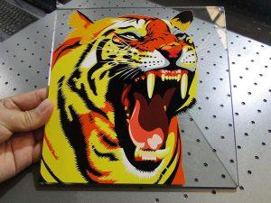 раствор для печати на стекле