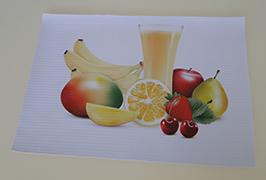 Баннер из ПВХ, напечатанный на 3,2 м (10 футов) эко-сольвентном принтере WER-ES3201