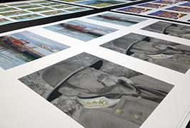 Фотобумага, отпечатанная на эко-сольвентном принтере 1,8 м (6 футов) WER-ES1802 2