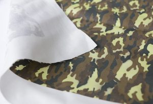 Образец печати на текстиле 3 на цифровой печатной машине WER-EP7880T