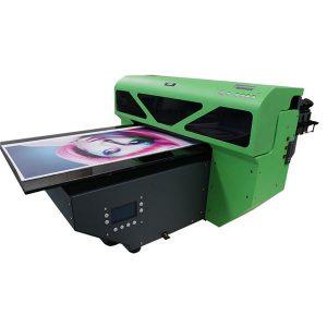 Планшетный УФ-принтер формата А2 с 1 печатающей головкой DX5
